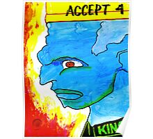 Accept 4: King Poster