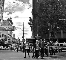 Crosswalk by Helen Vercoe