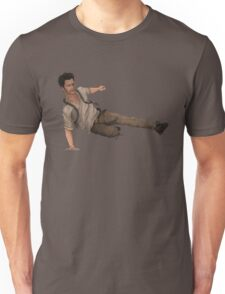 Nathan Drake - Uncharted  Unisex T-Shirt
