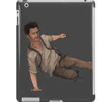 Nathan Drake - Uncharted  iPad Case/Skin