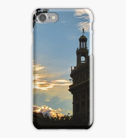 Dusk-Barcelona iPhone Case/Skin