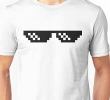 Deal With It Glasses Unisex T-Shirt