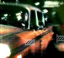 Taxi driver tribute 5 by Jean-François Dupuis