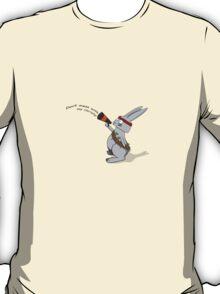Rabbit Carrot Warrior T-Shirt