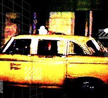 Taxi driver tribute 6 by Jean-François Dupuis