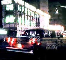 Taxi driver tribute 7 by Jean-François Dupuis