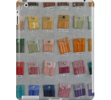 Arts Studio - Color's chart iPad Case/Skin