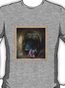 Long Hair Pug T-Shirt