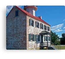 Old New Jersey Canvas Print