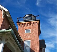 Sea Girt Tower by Scott Brookshire