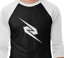 Zeddabmx logo Men's Baseball ¾ T-Shirt