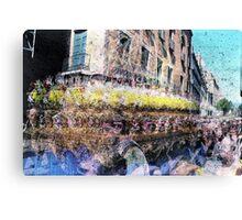 P1400043 _45 _47 _49 _Luminance _Iographica _GIMP Canvas Print
