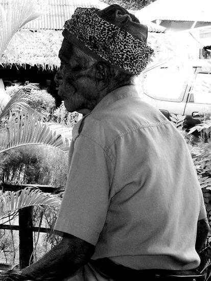Dasan Bangket's Oldman by kadehara
