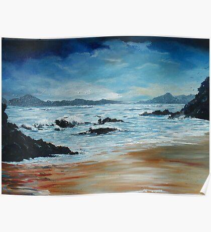 Roaring water Bay Poster