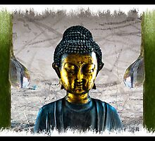 Buddha - At Peace by darrendpc