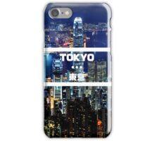 Tokyo Skyline iPhone Case/Skin