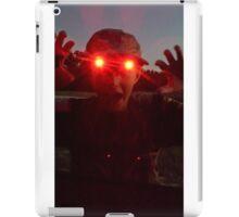 Alien Invader iPad Case/Skin