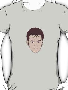 10th Doctor - David Tennant T-Shirt