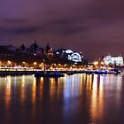 The river Thames by Dutchessphotos