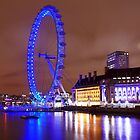 London eye by Dutchessphotos