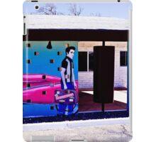 Motel Safari Route 66 Tucumcari iPad Case/Skin