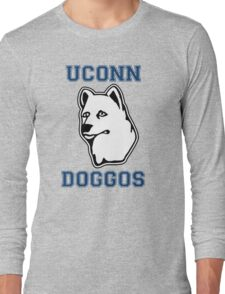 UCONN Doggos Long Sleeve T-Shirt