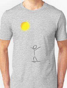 The sun. T-Shirt