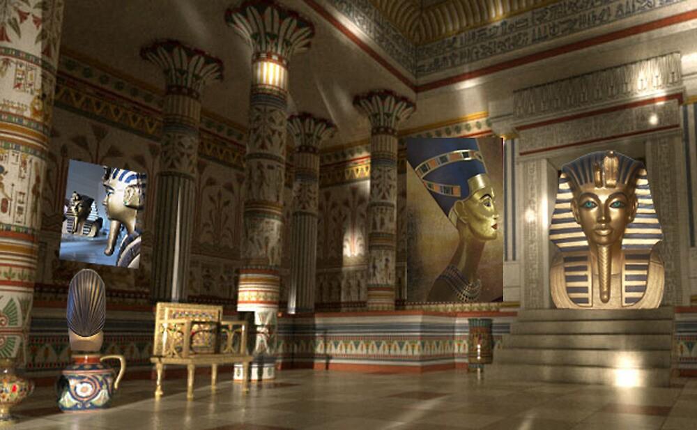 In Egypt by Mistyarts