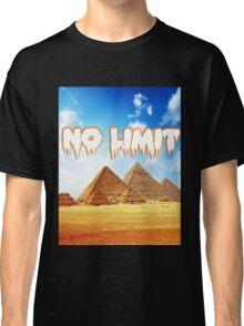 No Limit Pyramid  Classic T-Shirt