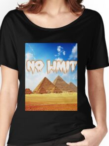 No Limit Pyramid  Women's Relaxed Fit T-Shirt