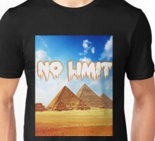 No Limit Pyramid  Unisex T-Shirt