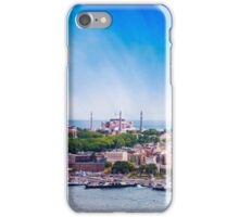 Breathtaking Istanbul & The Golden Horm iPhone Case/Skin