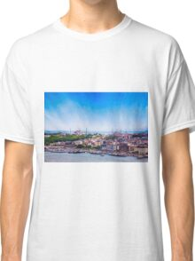 Breathtaking Istanbul & The Golden Horm Classic T-Shirt