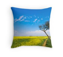 This is Norfolk Throw Pillow