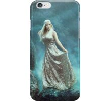 Mystic Beauty - winds for the siren iPhone Case/Skin