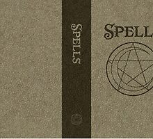Spell Book by StrangeEden