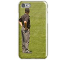 I don't care what they say... that ball was foul!!! iPhone Case/Skin