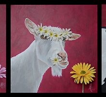 Flower Girls by MoniqueGeurts