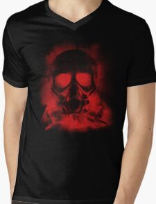Blood And Bone Mens V-Neck T-Shirt