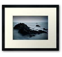 Take Your Time For A Beautiful Day #1 Framed Print