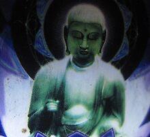 Breakfast  Buddha  by ellamental