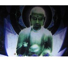 Breakfast  Buddha  Photographic Print