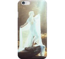beautiful elven maid - autumn queen iPhone Case/Skin