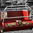 Fairground ride by Roxy J