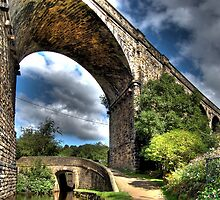 Stone Archway by Mike Matthews