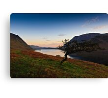 Sunrise Crummock Water, Cumbria. UK Canvas Print