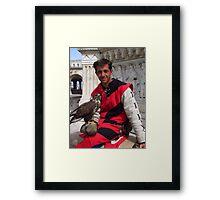 Sport Of Kings Framed Print
