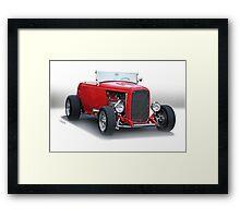 1932 Ford Roadster 'Got Hemi ?' Framed Print
