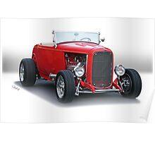1932 Ford Roadster 'Got Hemi ?' Poster