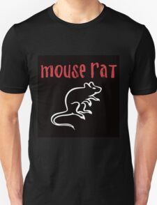 Mouse Rat- Parks and Rec T-Shirt